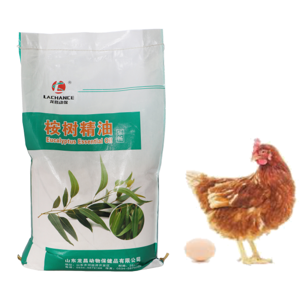 Eucalyptus Essential Oil for laying hens